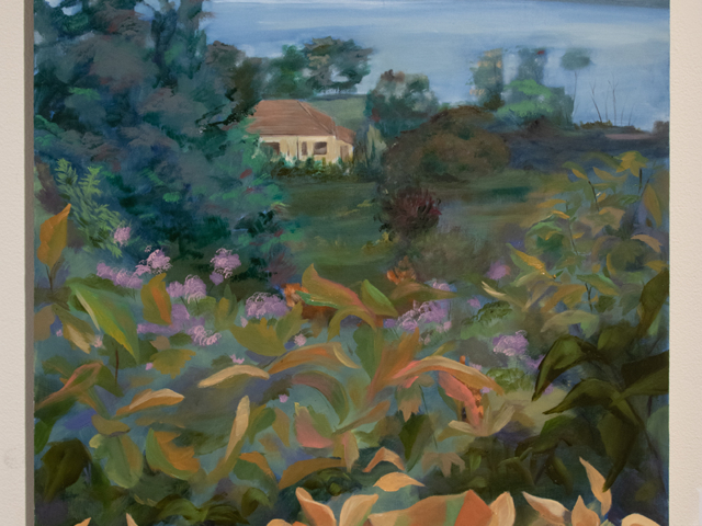 Taft Nicholson Exhibition: In Plein Site, 2019 Artwork by Tammy Vu