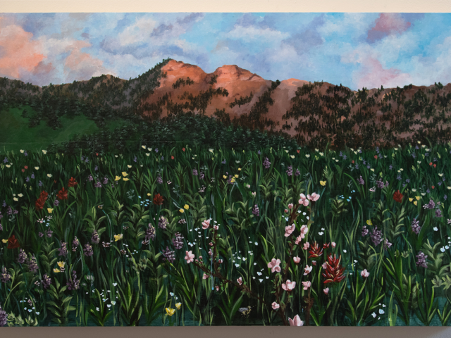 Taft Nicholson Exhibition: In Plein Site, 2019 Artwork by Taylor Ayres