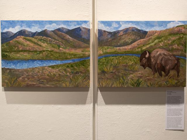 Taft Nicholson Exhibition: In Plein Site, 2019 Artwork by Lizzy Gonzalez