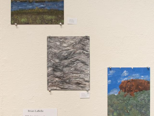 Taft Nicholson Exhibition: In Plein Site, 2019 Artwork by Brian LaBelle