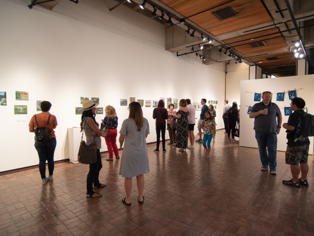 Taft Nicholson Exhibition: In Plein Site, 2019