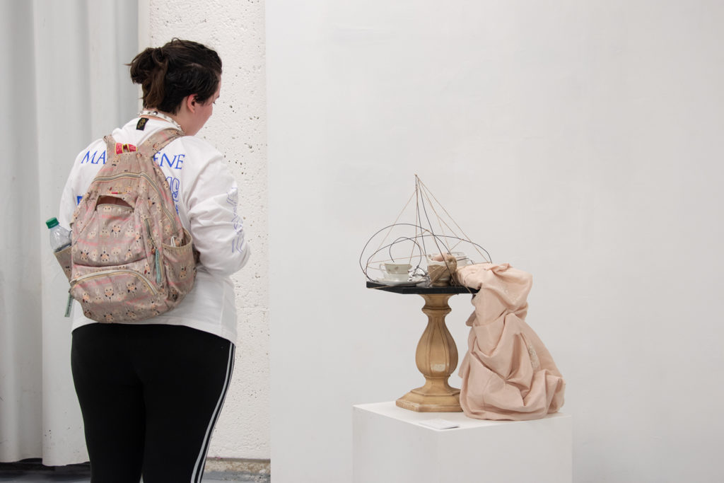 This Is Not A Furniture Show Exhibition; artwork by Natalie Gerber