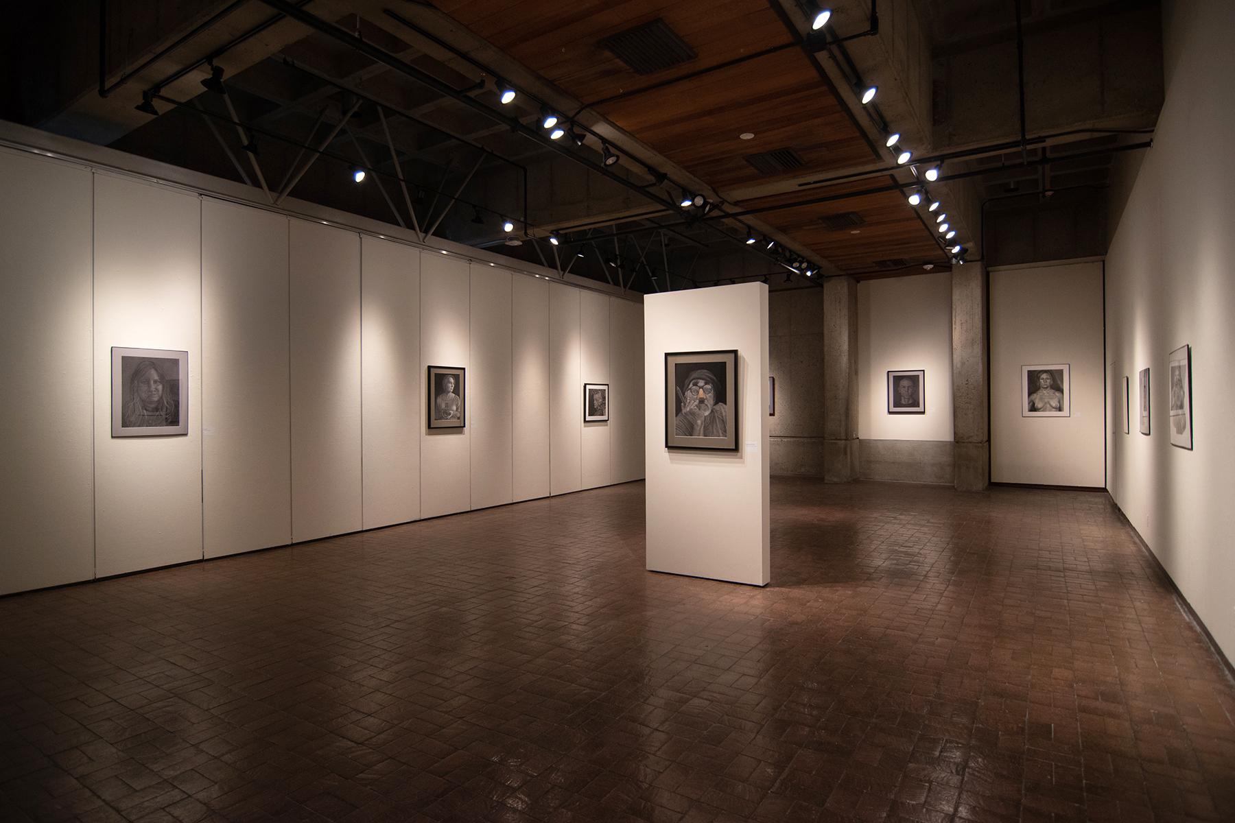Tom Hoffman Exhibition