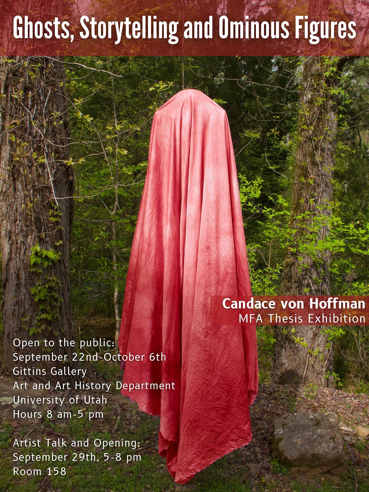 Candace von Hoffman MFA Show