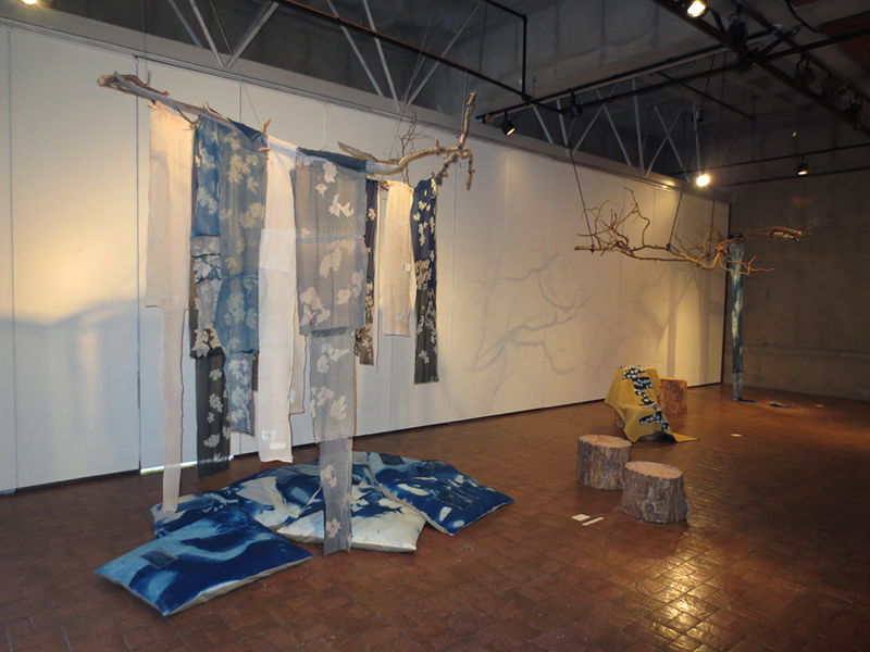 Gather, Piece, Stitch; Céline Downen