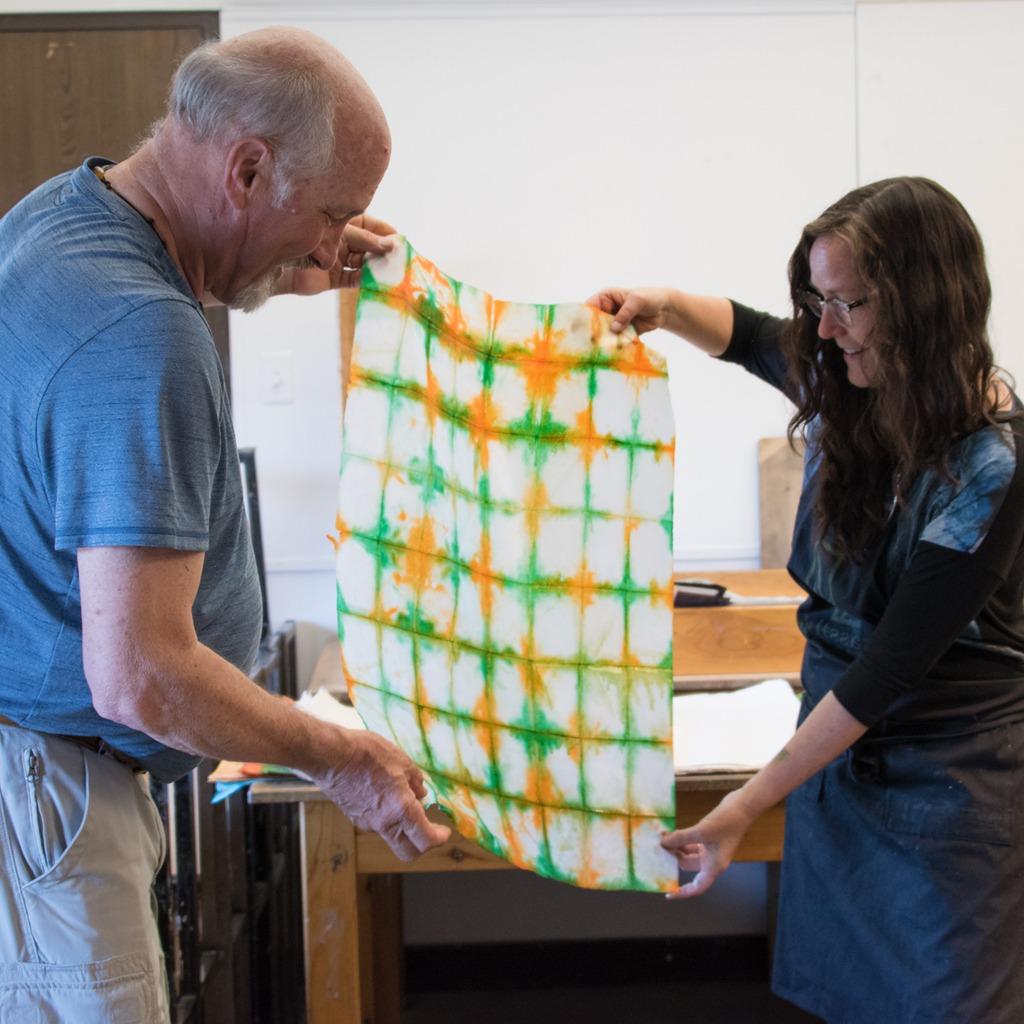 Kite Workshop with Scott Skinner, June 2017