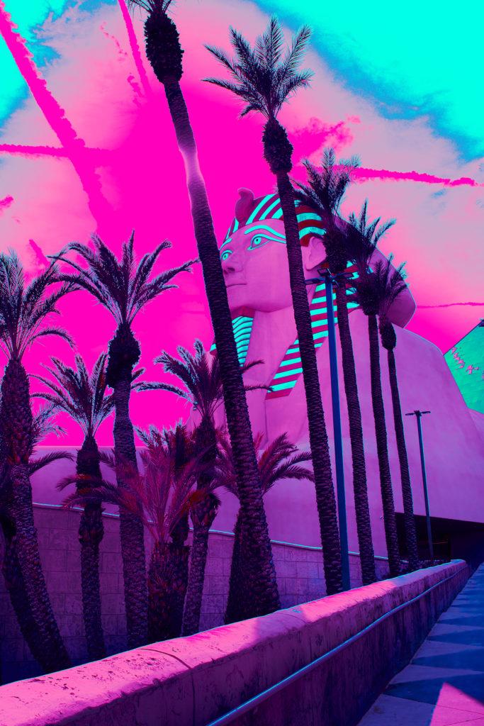 Luxor Hotel Casino, Las Vegas - Natalie Hopes