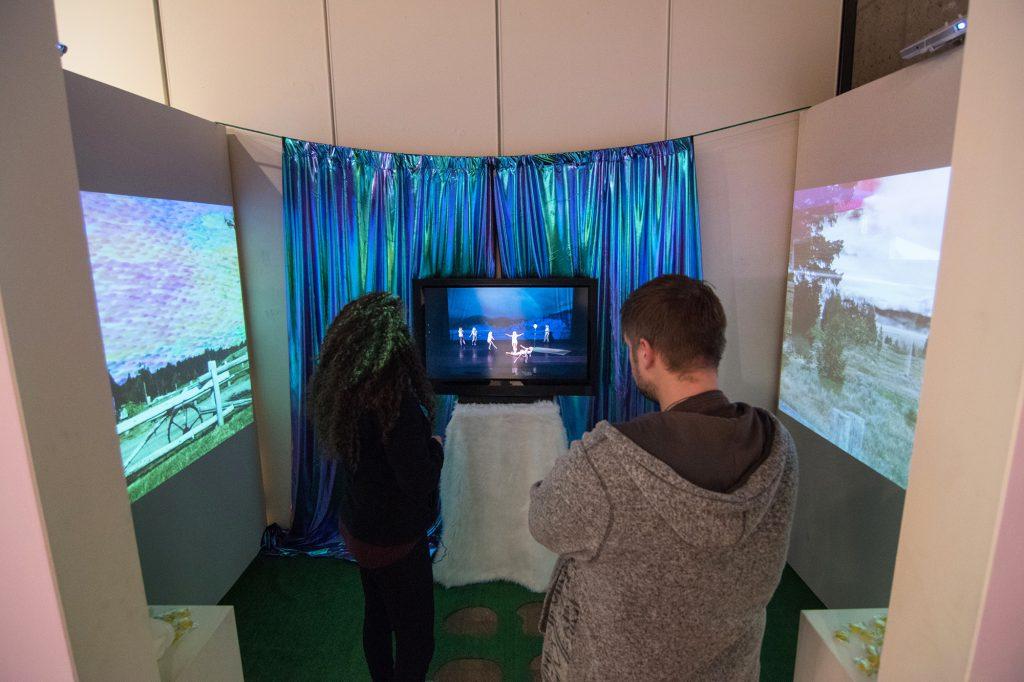 MFA Interim Exhibition 2018