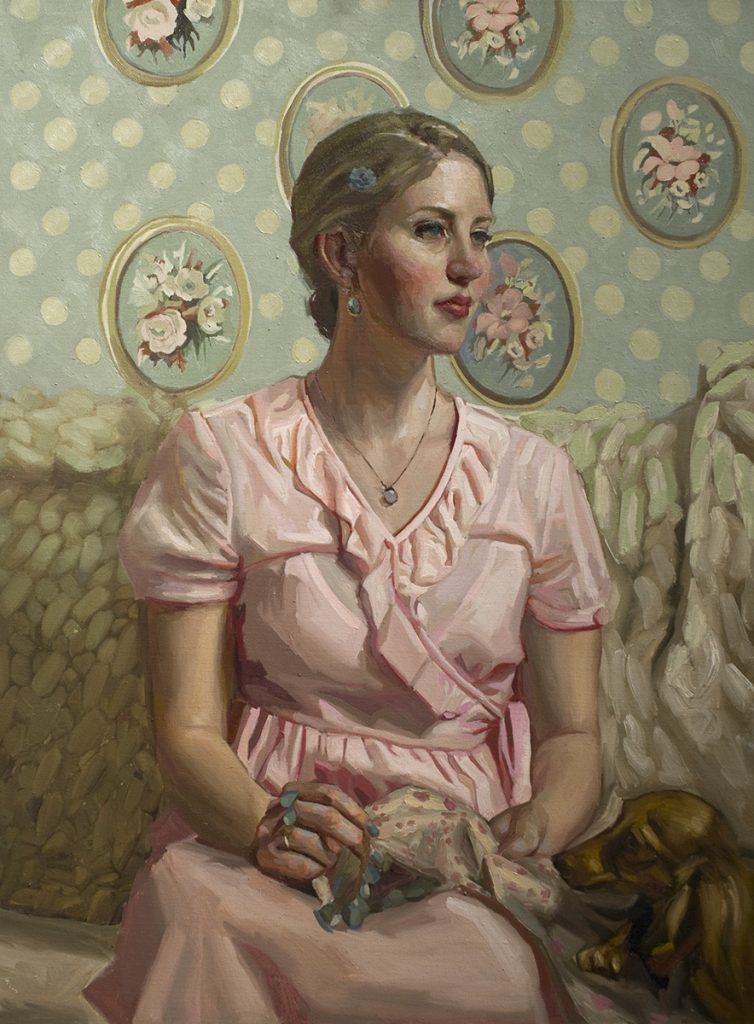 Maddie, Mary Sauer