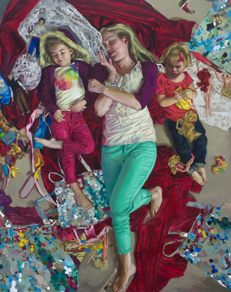 Release, Mary Sauer