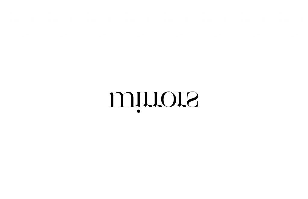 Mirrors, Hayden Clark, 2020, branding/product design