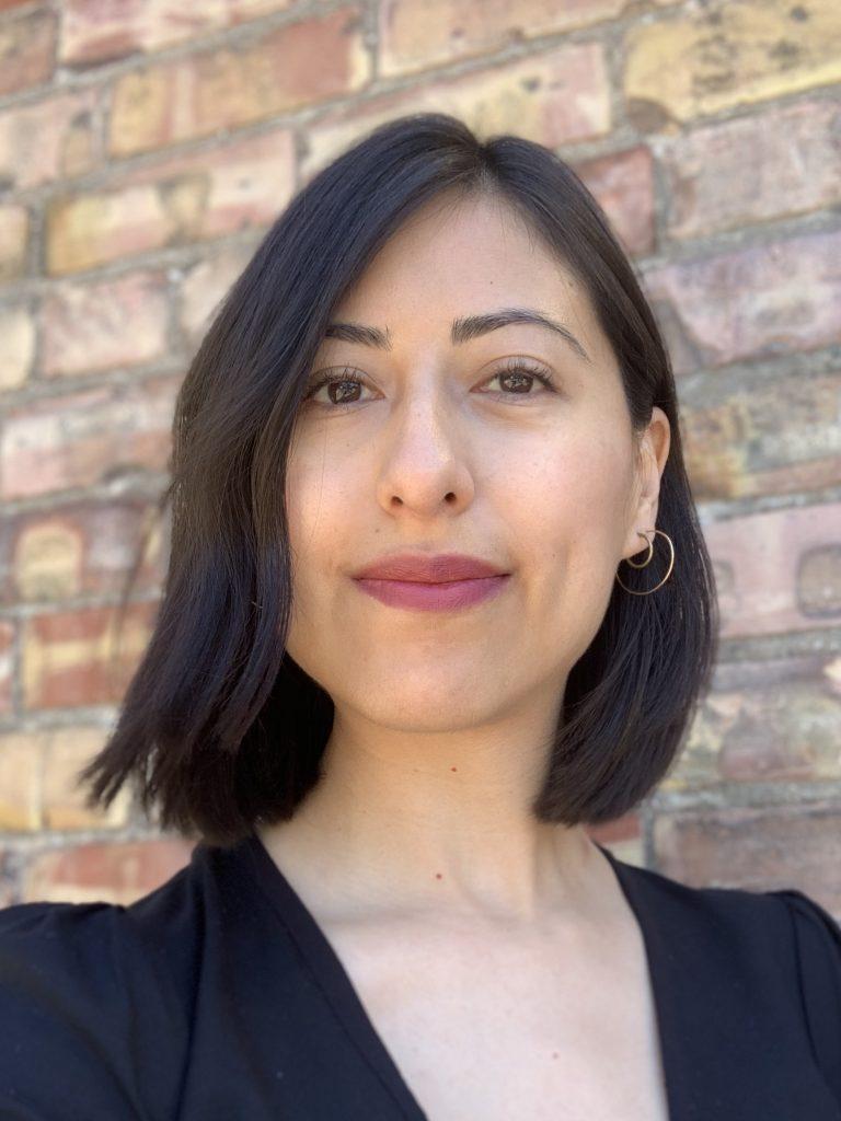 """Nancy Rivera, """"Space Maker"""" curator and U alum"""