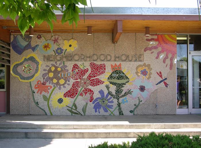 Neighborhood House; Sarah Moyer