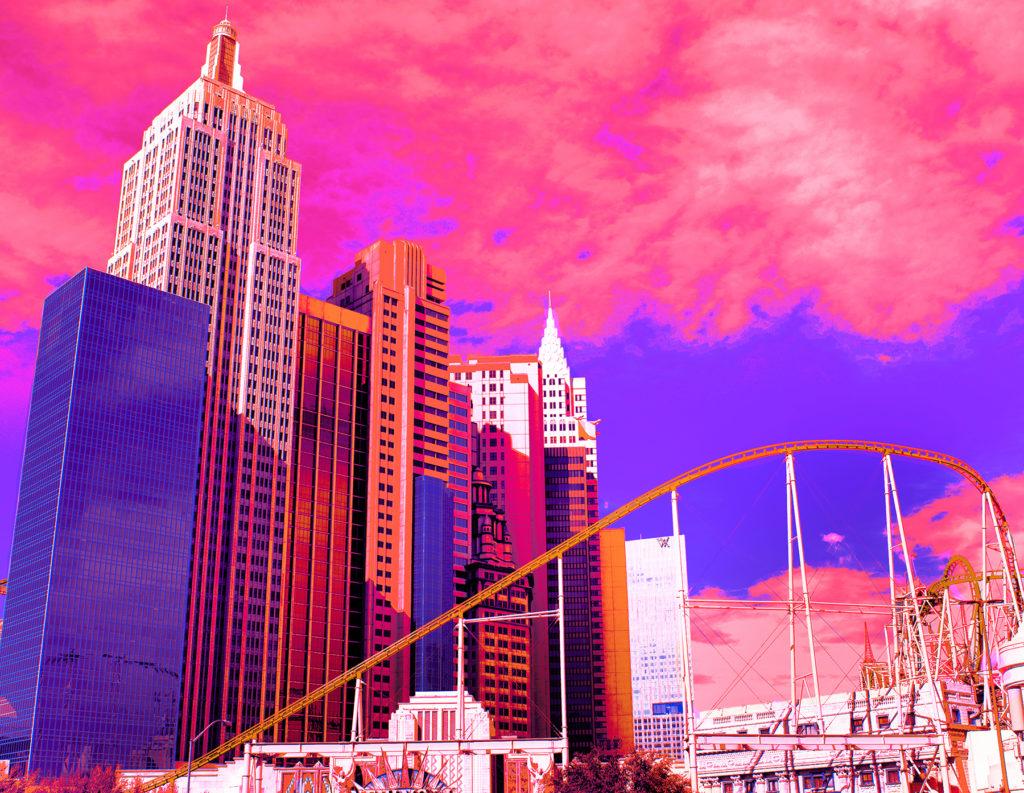 New York, New York, Las Vegas - Natalie Hopes
