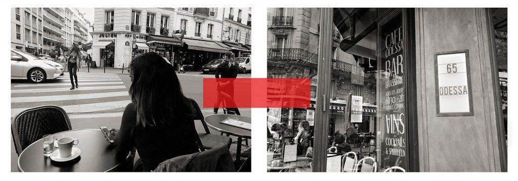 Paris Cafe, Joe Marotta
