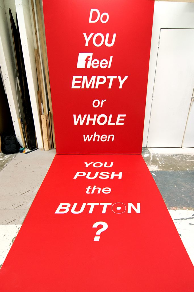 Pushing Your Buttons, Emily Goff