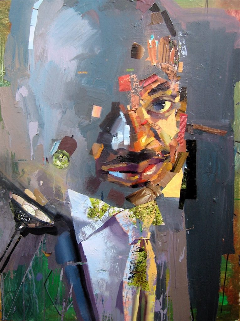 Raymond #2, John Erickson