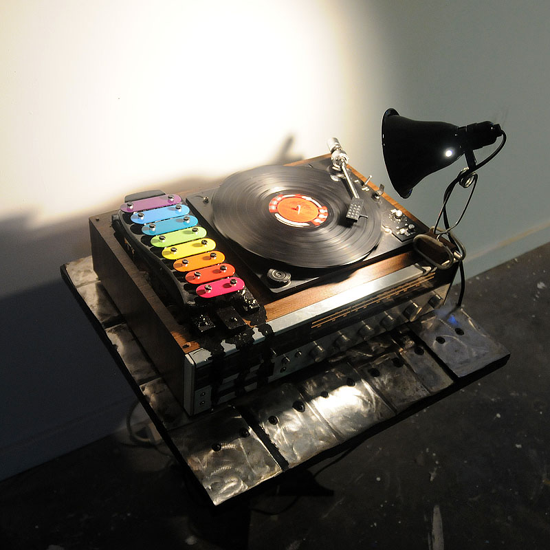 Kinetic Sculpture Show Spring 2015