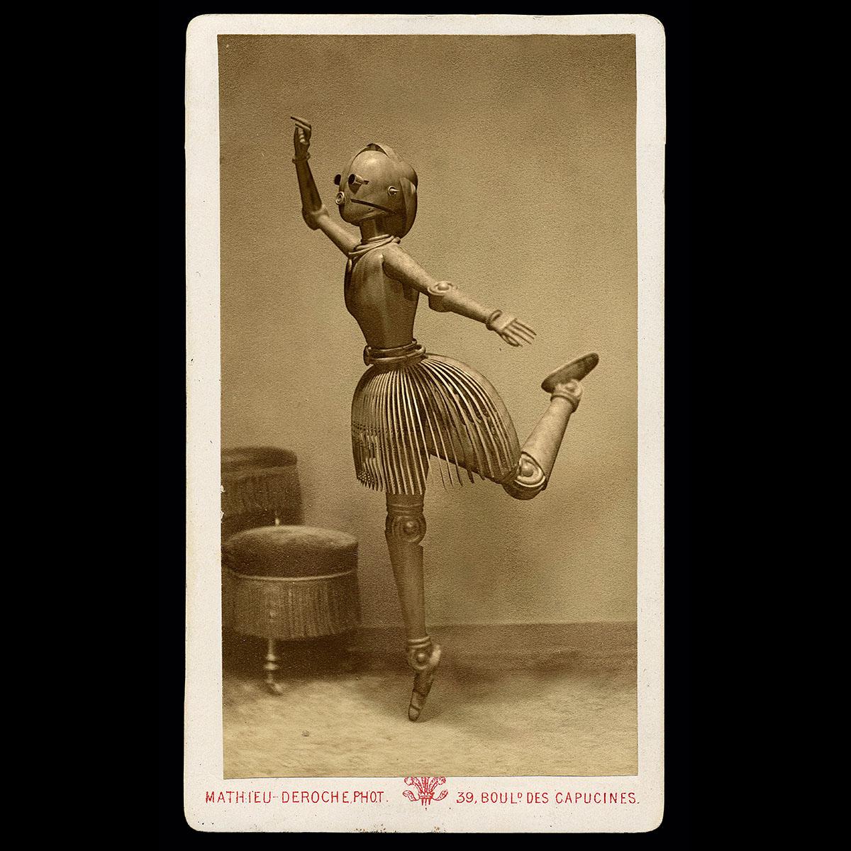 Robot Ballet, Ed Bateman