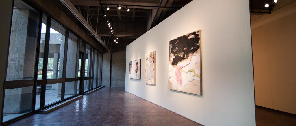 Image of Nolan Flynn MFA exhibition for slider
