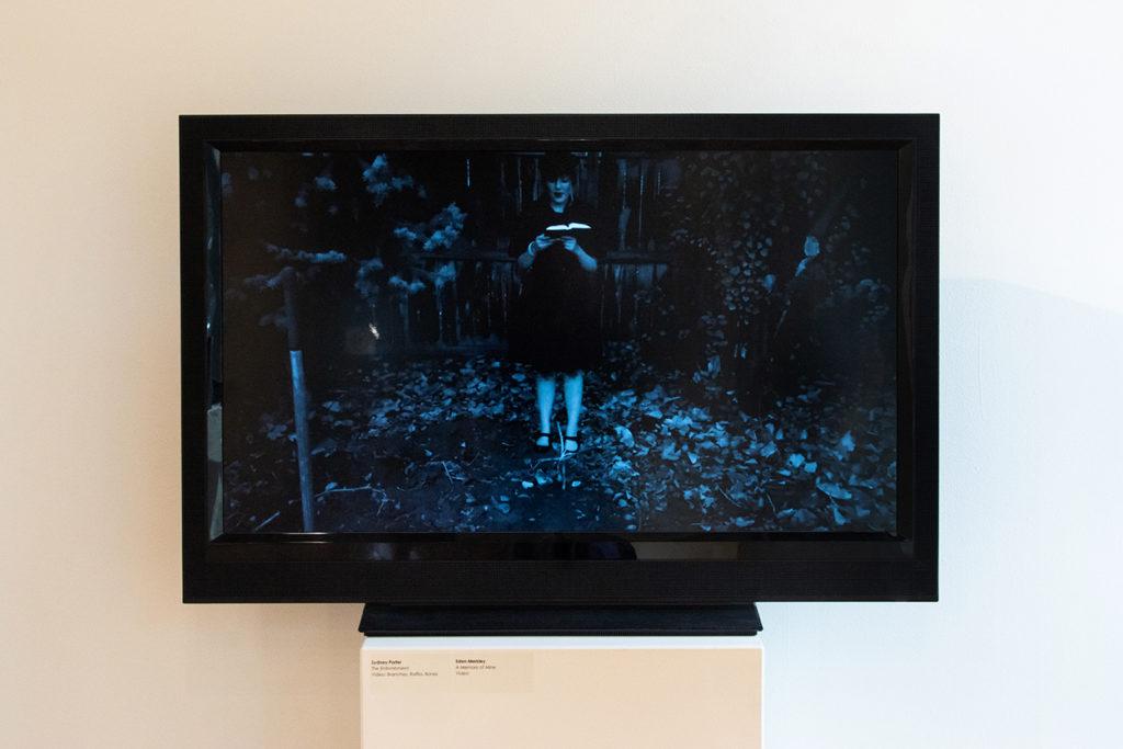 The Entombment, by Sydney Porter - Faculty Choice Award