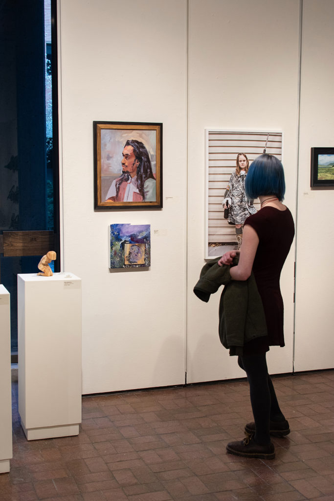 Annual Student Exhibition Opening Reception