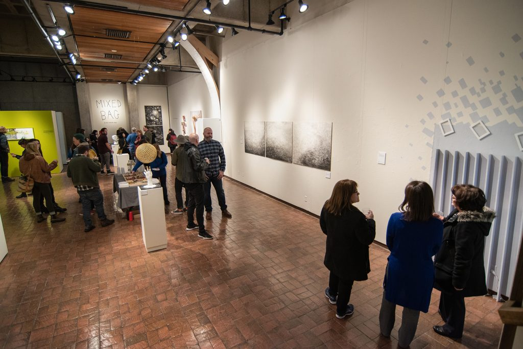 2020 MFA Interim Exhibition: Mixed Bag