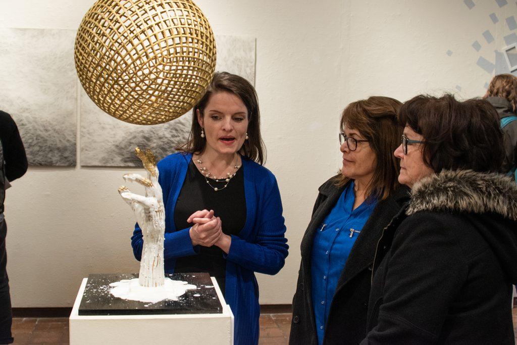 2020 MFA Interim Exhibition: Mixed Bag, artwork: Dana Hansen