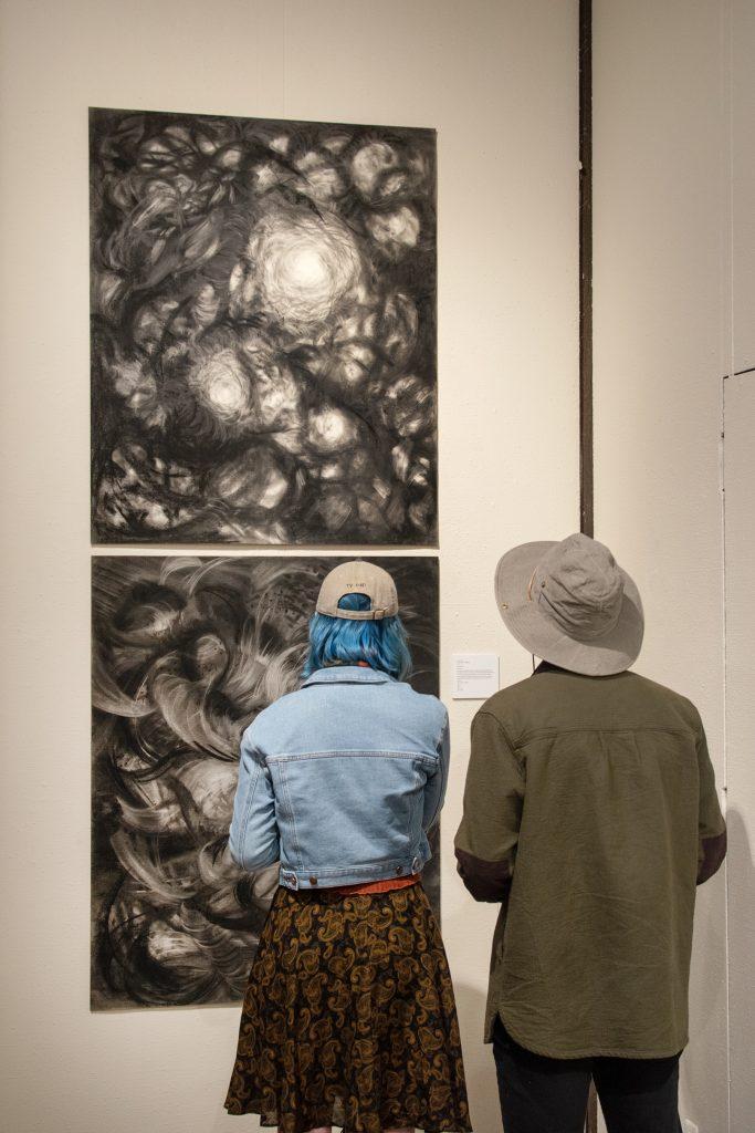 2020 MFA Interim Exhibition: Mixed Bag, artwork: Holly Nielsen