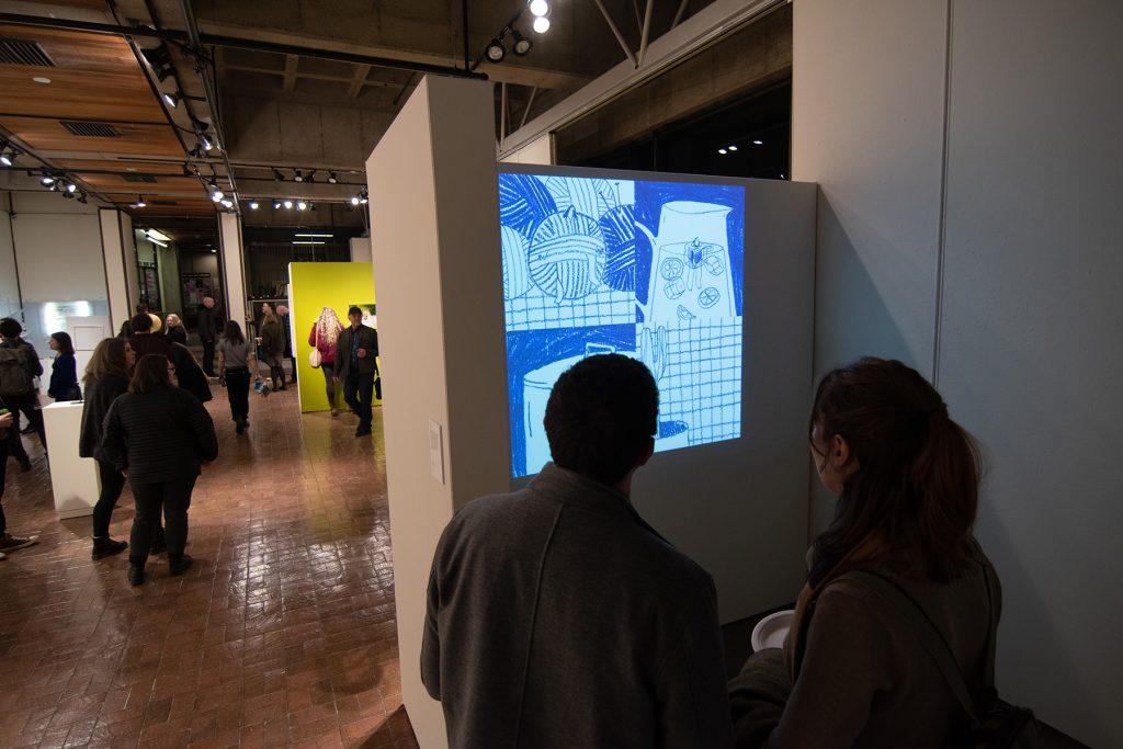 2020 MFA Interim Exhibition: Mixed Bag, artwork: Kylie Millward