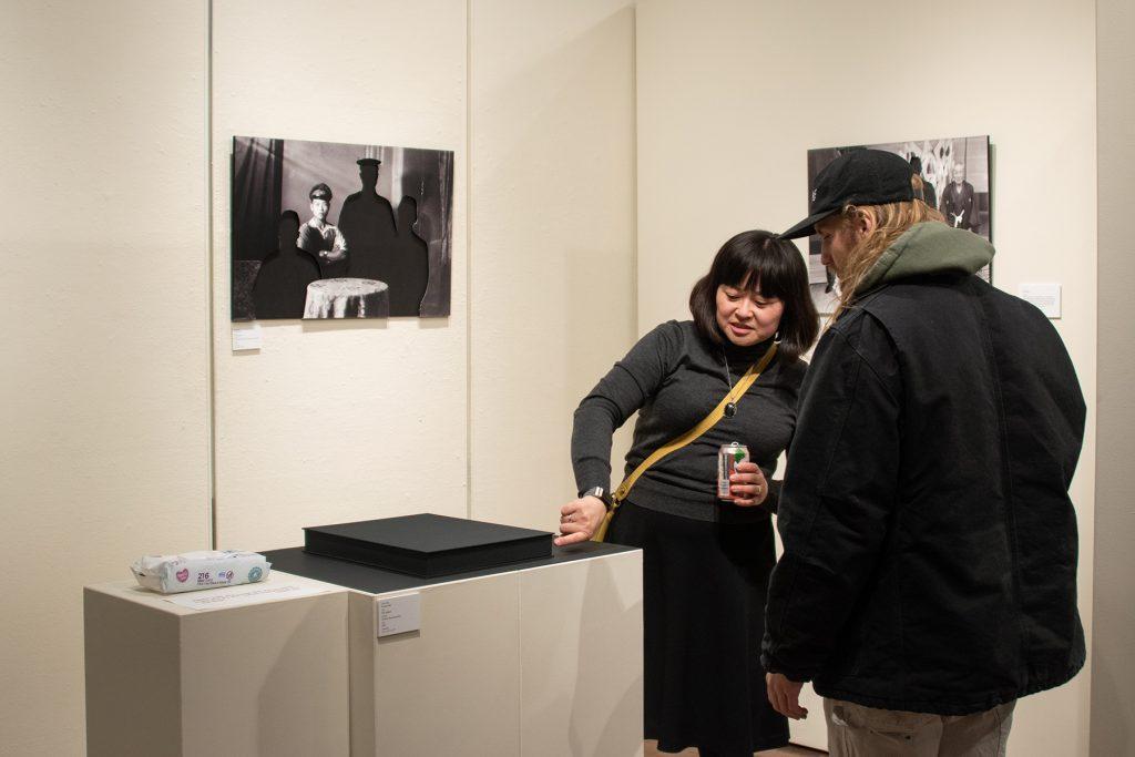 2020 MFA Interim Exhibition: Mixed Bag, artwork: Etsuko Kato