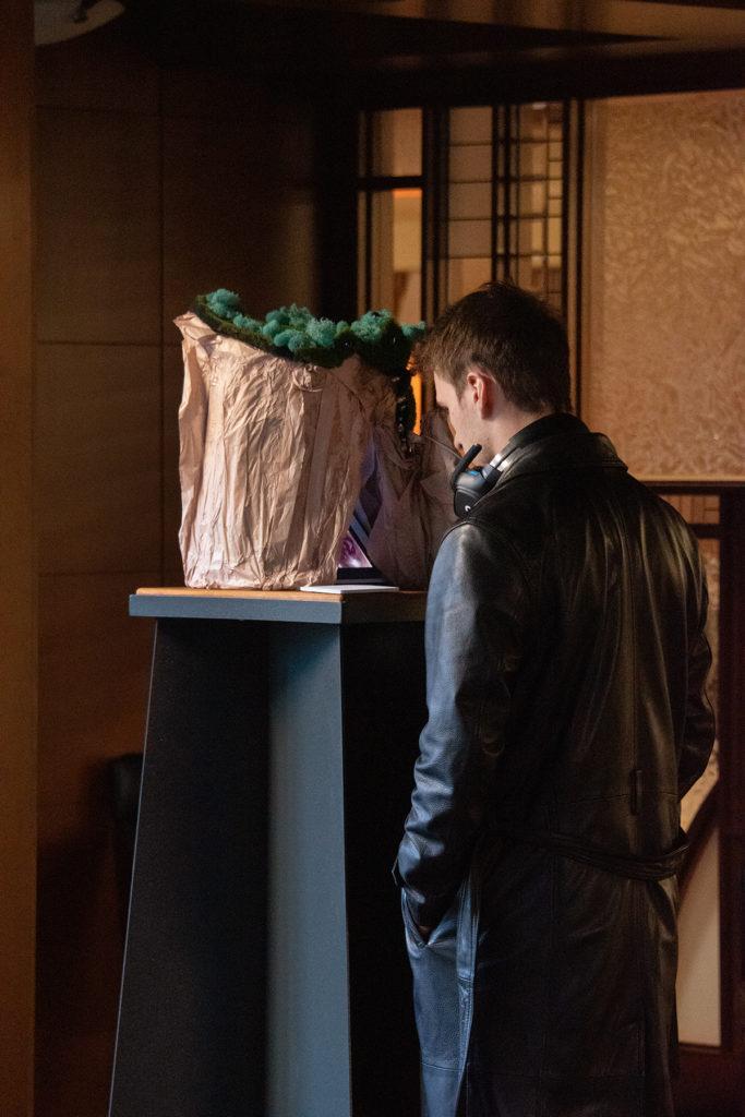 Video Evidence Exhibition, artwork Jennifer Chacon
