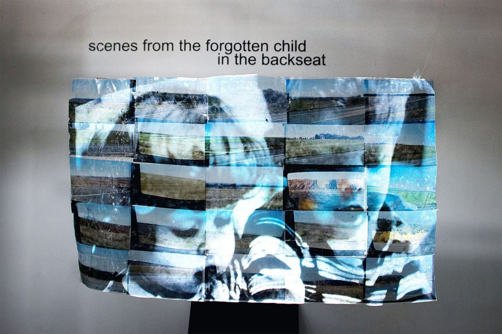Scenes from the Forgotten Child in the Backseat, Emily Byrd