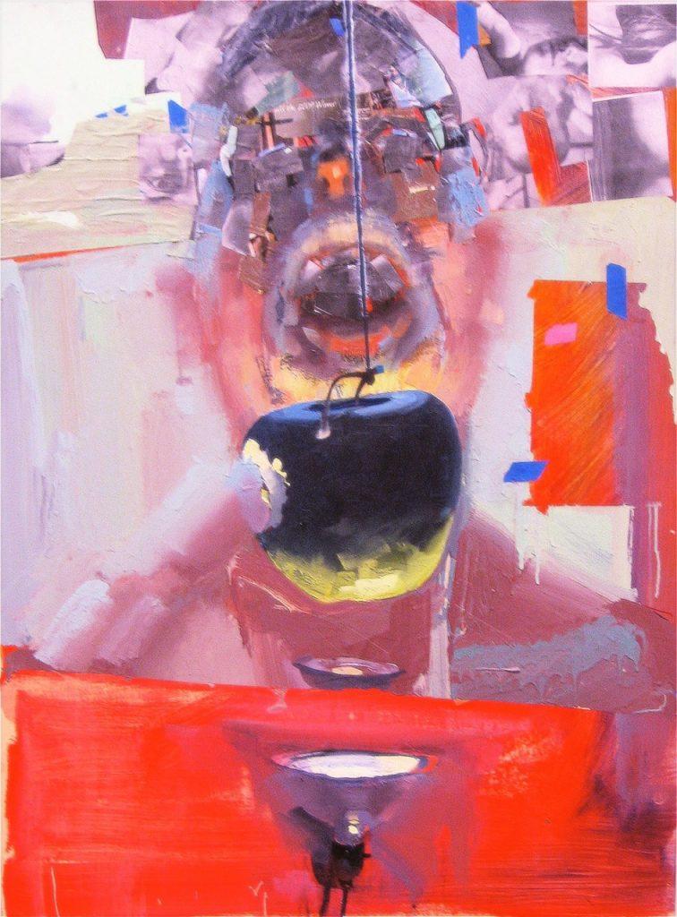 Self Portrait, John Erickson