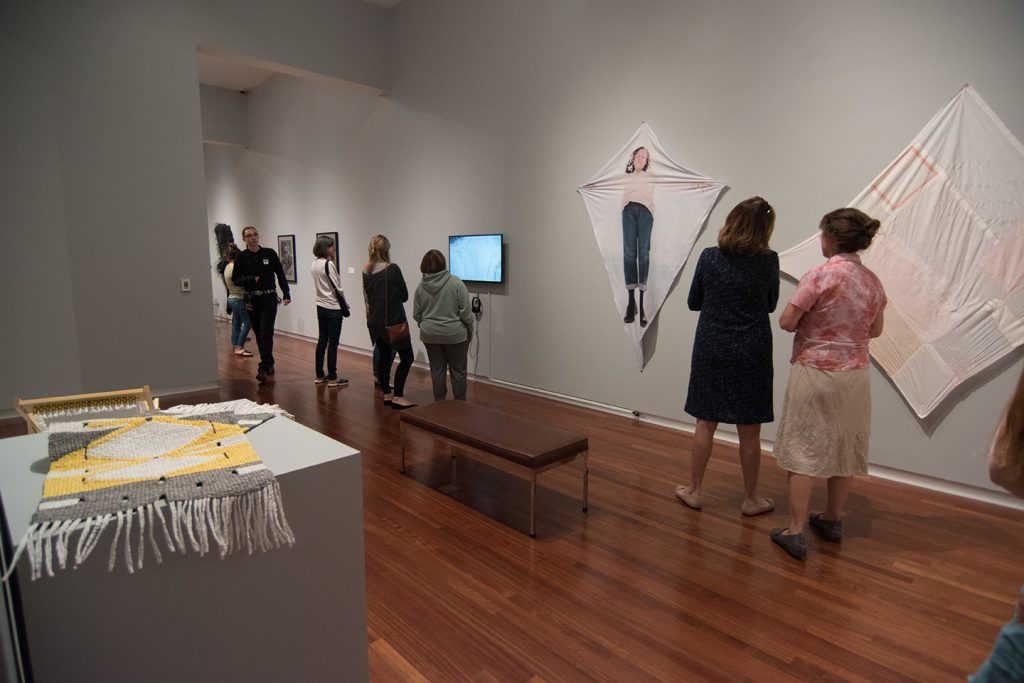 Site Lines; artwork by Carol Sogard & Beth Krensky