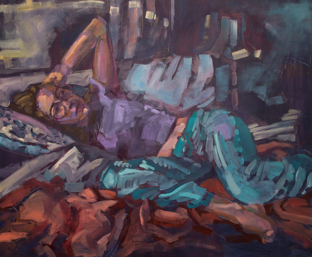 Annual Student Exhibition, 2018: artwork by Annie Platt