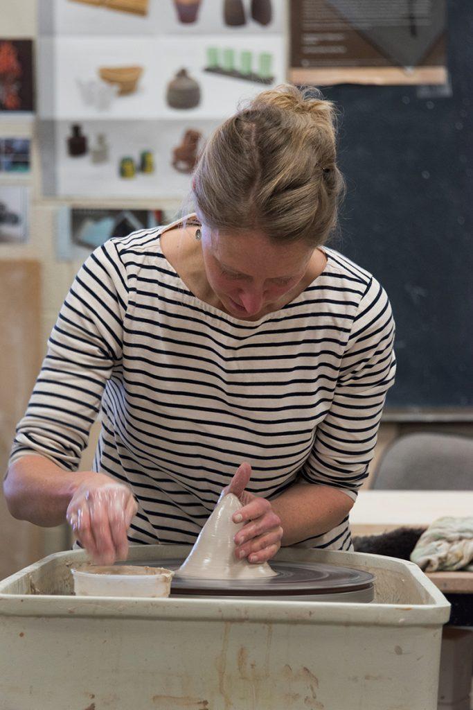 Visiting Artist Sue Tirrell