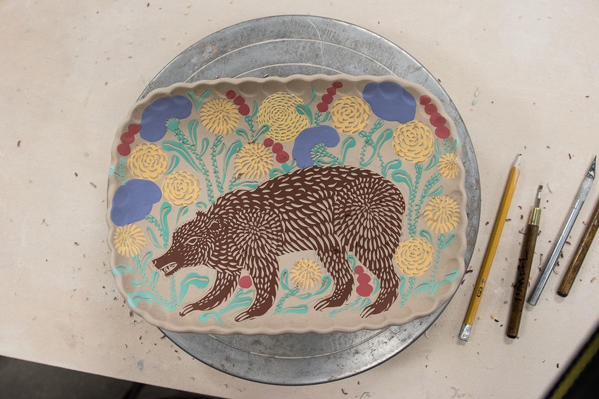 Sue Tirrell Visiting Artist in Ceramics