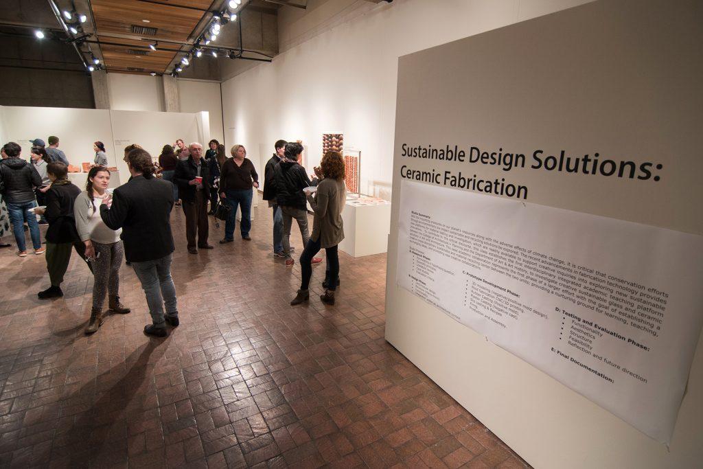 Sustainable Design Opening