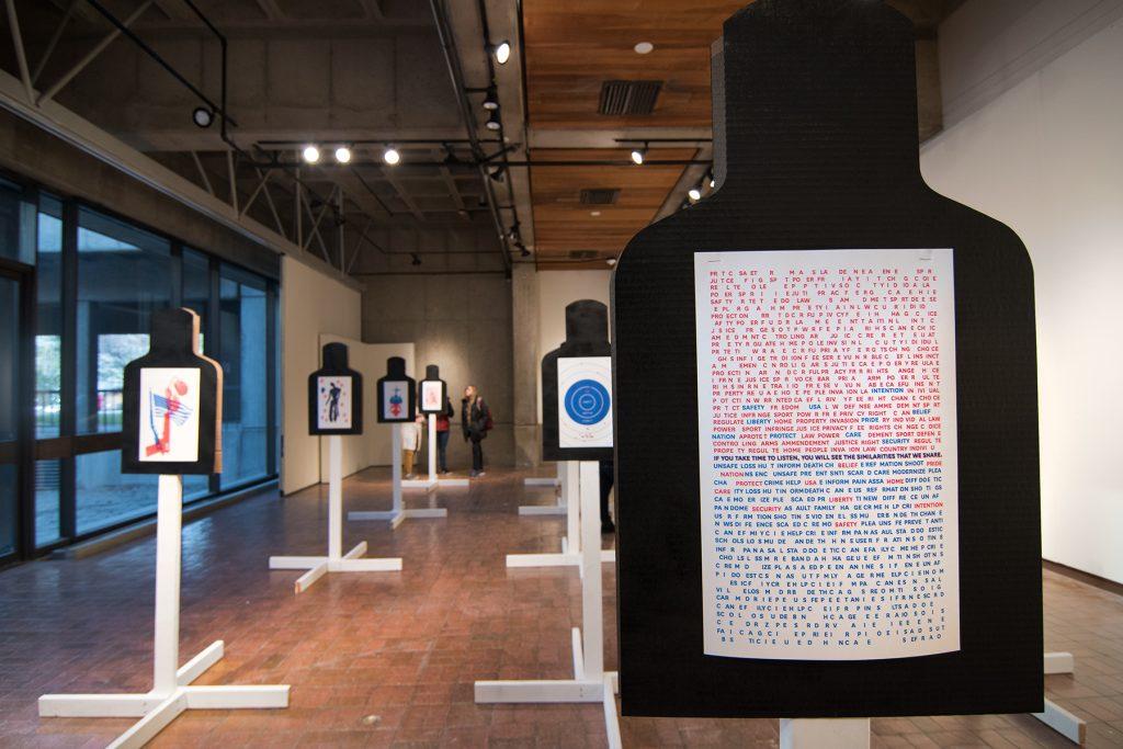 Targeted Speech Exhibition