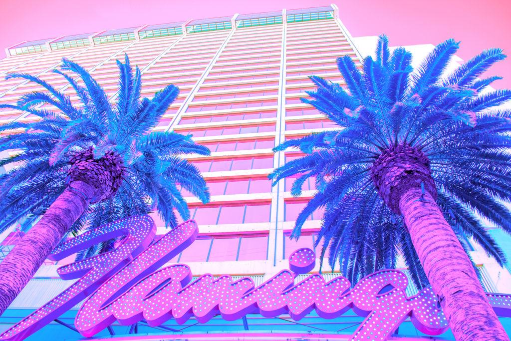 The Flamingo, Las Vegas - Natalie Hopes