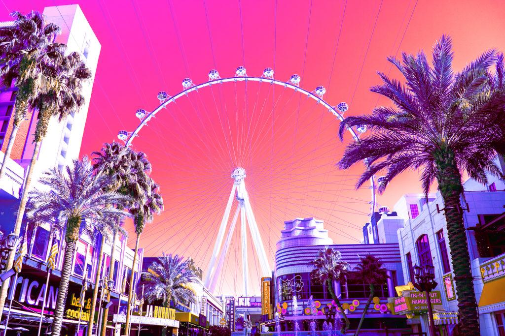 The LINQ Hotel + Experience, Las Vegas - Natalie Hopes
