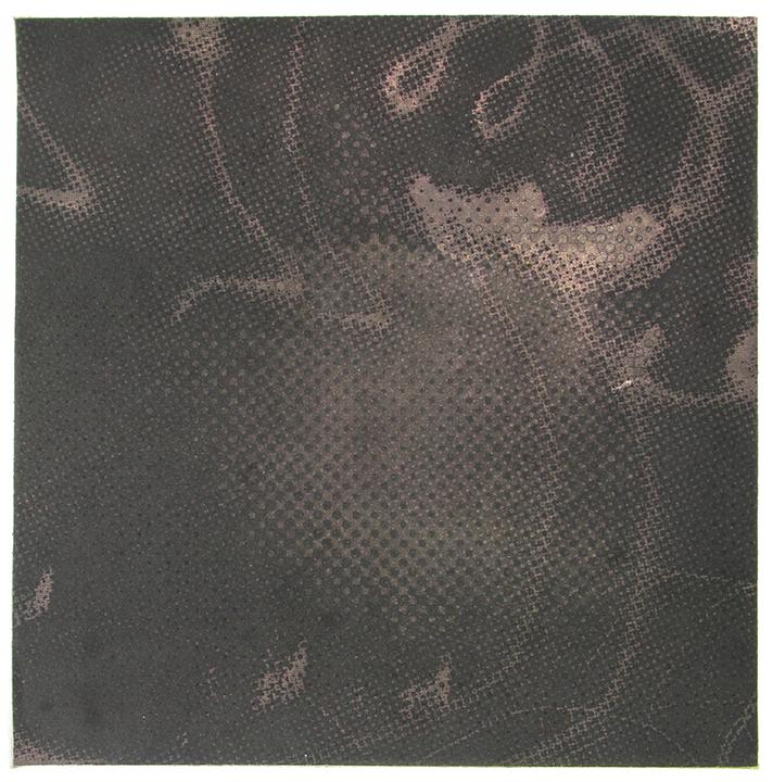 Advanced Print. Tonii Humphrey. Etching. 2014.