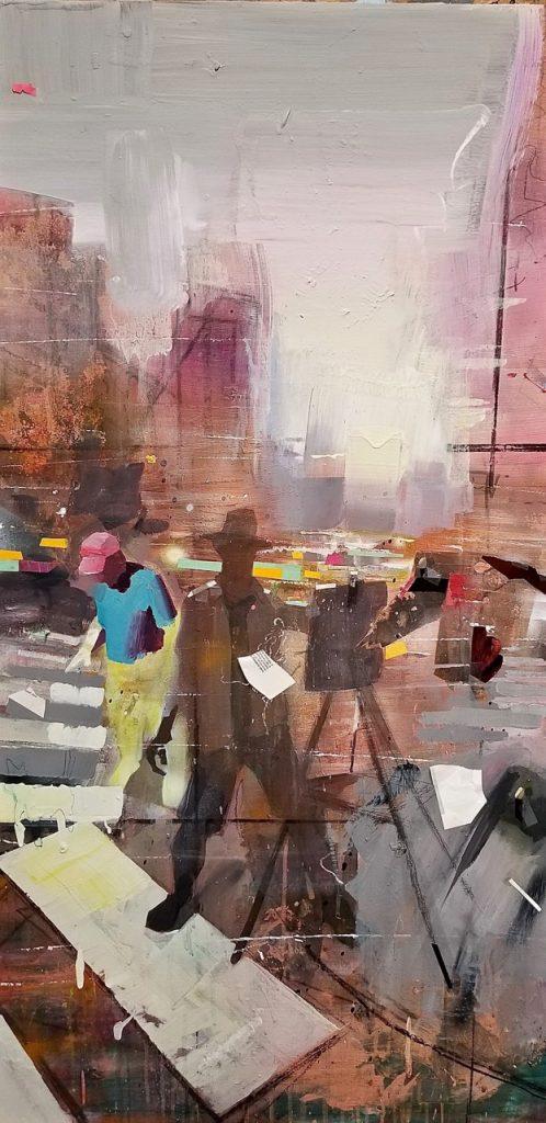 Urban Plein Air, John Erickson