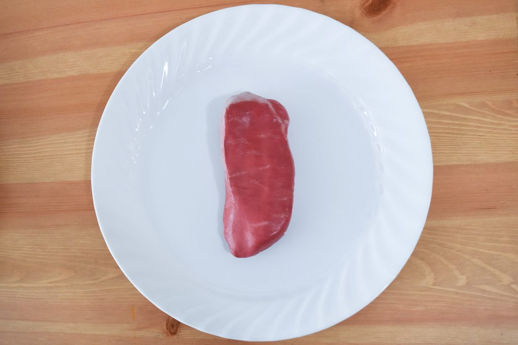Virtually Meat, Natalie Cheatham, 2020, 3D Scanned Meat, Wax, Posters, ~4 x 6 x 3'