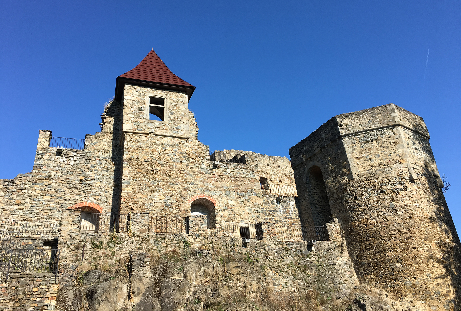 Klatovy / Klenova castle