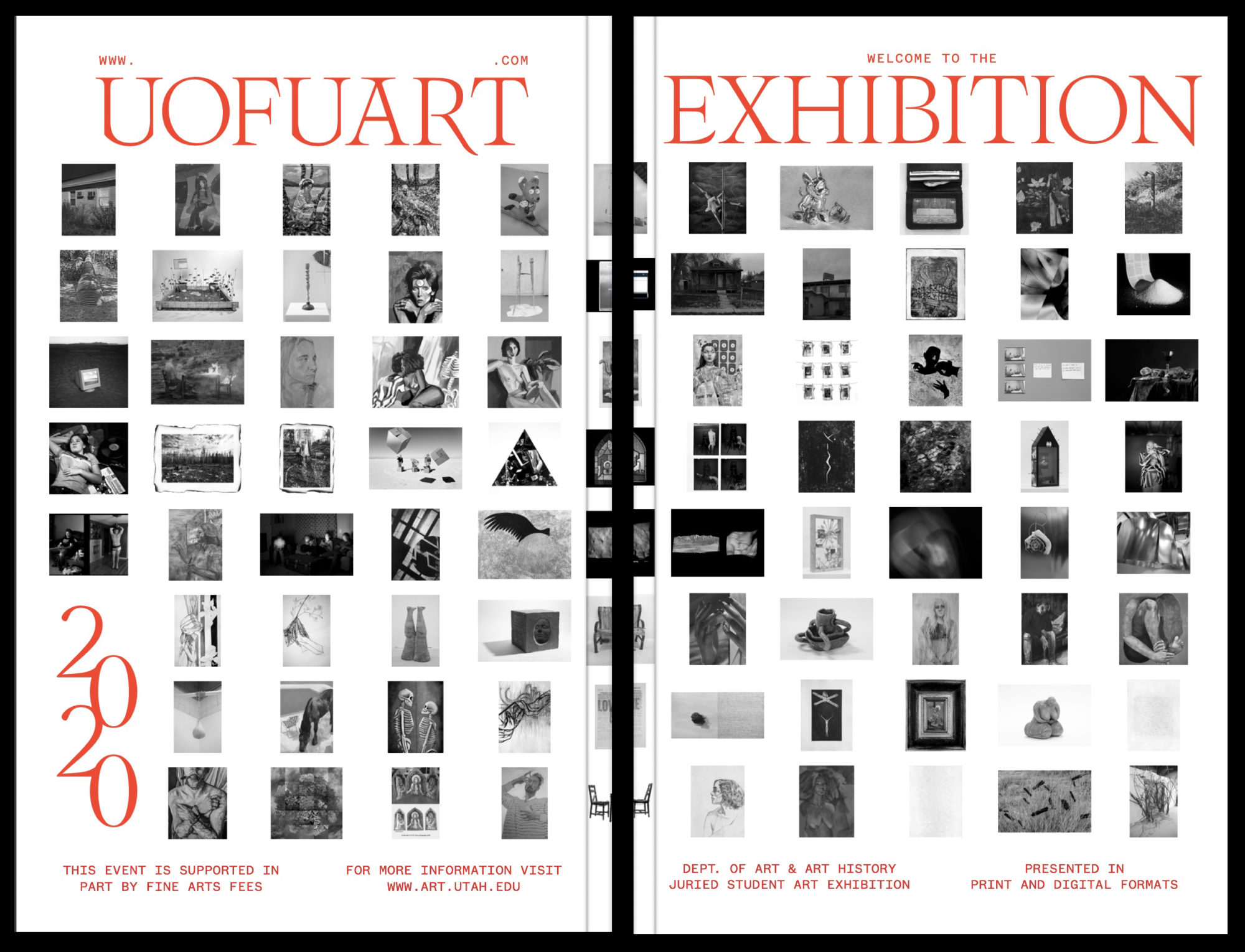 Student Exhibition 2020 Catalog
