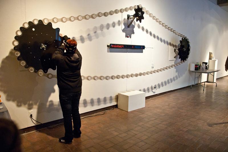 Intersectio Exhibition, February 2011