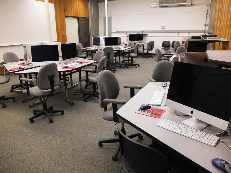 2nd Floor Computer Lab
