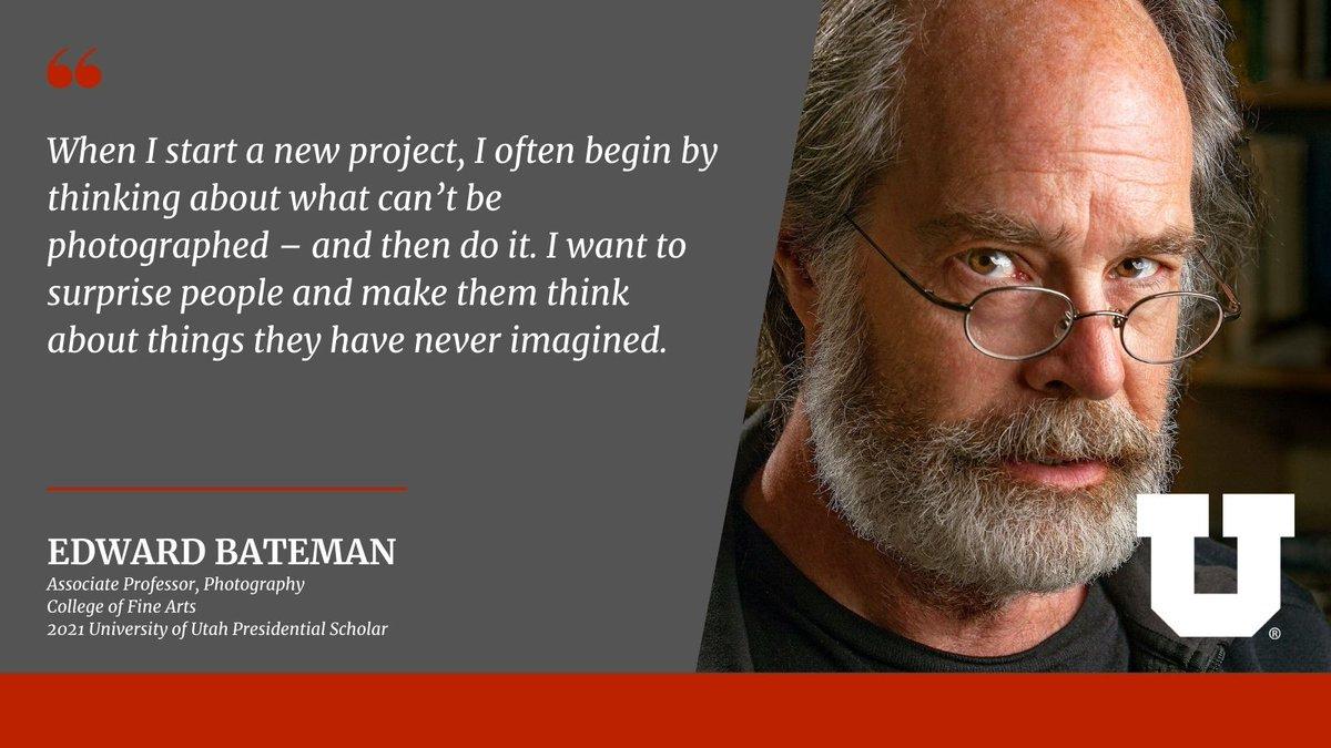Ed Bateman @theU